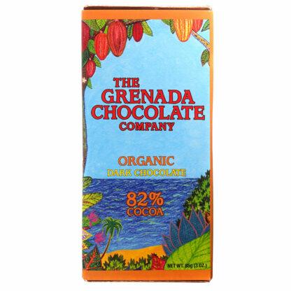 Grenada-82% Chocolate