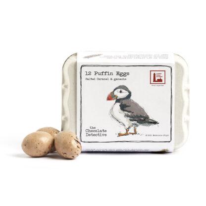 Puffin Egg box